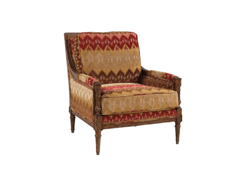Fine Furniture Design Upholstery - Chair - 3302-03