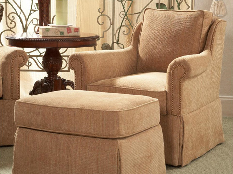 Fine Furniture Design & Marketing Upholstery - Chair - 5027-03