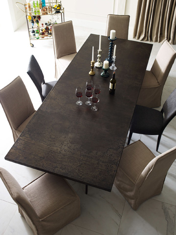 Four Hands - Roman Dining Table - UWES-027