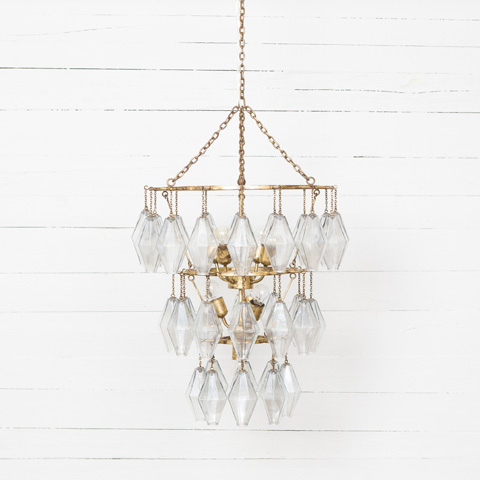 Four Hands - Adeline Small Round Chandelier - IHTN-004A