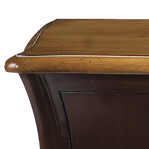 French Heritage - Bizet Chest Commode - A-2302-401-ANSB