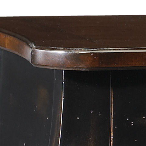 French Heritage - Passy One Drawer Nightstand - M-2106-401-ANBK