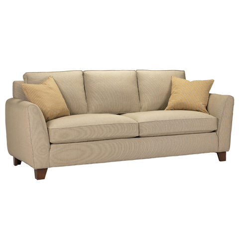 Image of Deauville Cushion Back Sofa