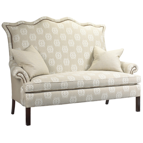 Image of D'Artagnan High Back Sofa