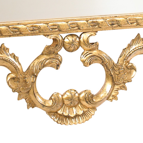 Image of Louis XV Gold Mirror