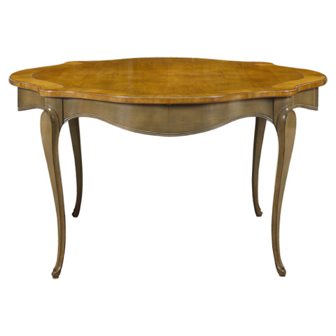 French Heritage - Ascelina Dining Table - A-2320-408-ACHG