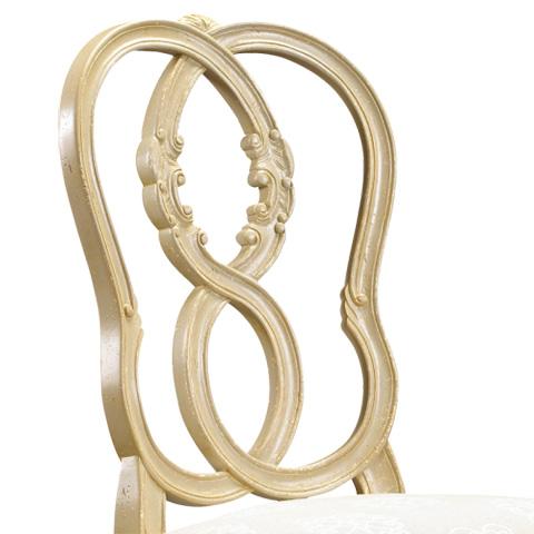 French Heritage - Josselin Side Chair - M-1528-204-BESA