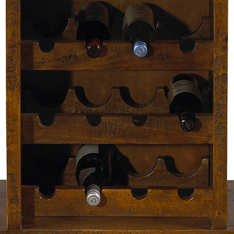 French Heritage - Pyrenees Wine Console - M-2525-1103-CBRH