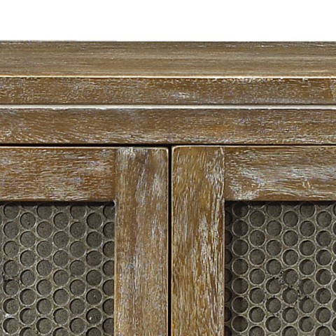 French Heritage - Graves Console - M-2525-1202-TBRM