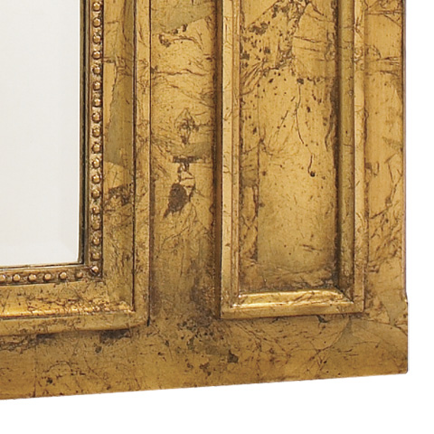 French Heritage - Le Marche Mirror - M-8704-210-GLD