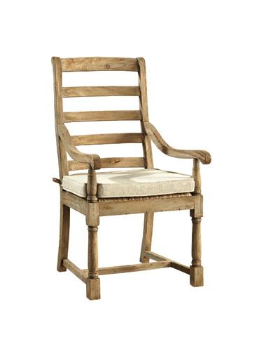 Furniture Classics Limited - Mango Arm Chair - 12-007