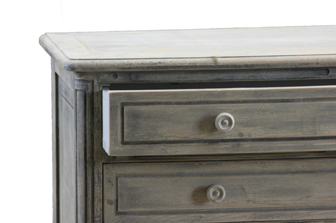 Furniture Classics Limited - Chateau de Chambord Chest - 25-869