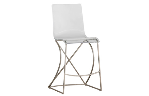 Johnson Counter Stool In Gold Sch 151135 Gabby Home