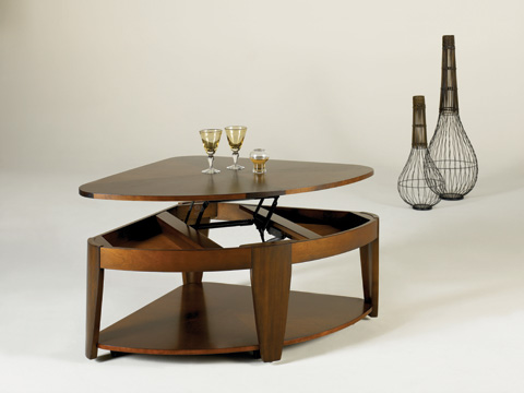 Hammary Furniture - Wedge Lift Top Cocktail Table - T2003403-00