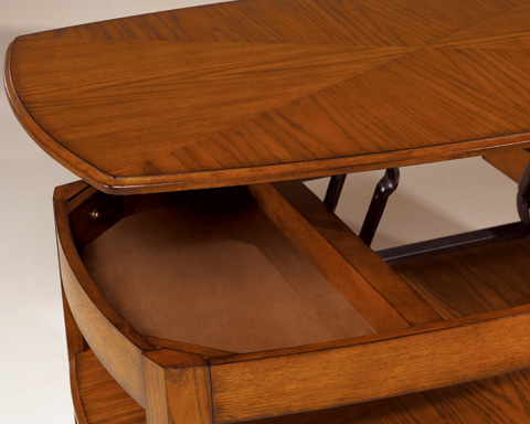 Hammary Furniture - Rectangular Lift-Top Cocktail Table - T2006902-00