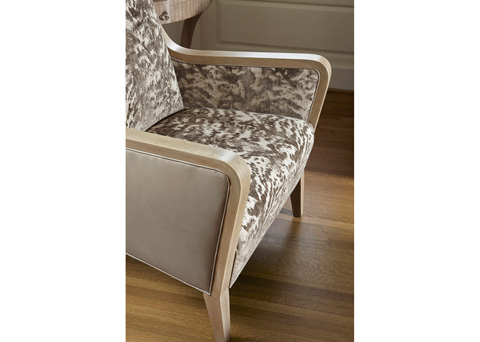 Hancock and Moore - Slalom Accent Chair - 5817