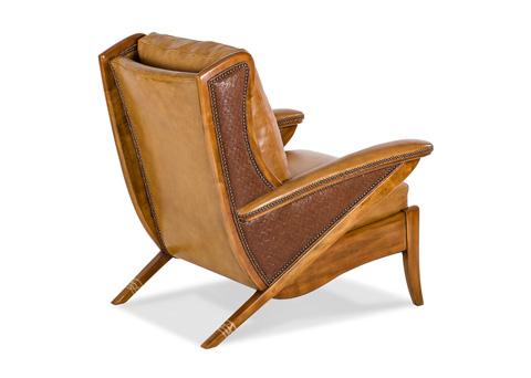 Hancock and Moore - Boomerang Chair - 5910-1