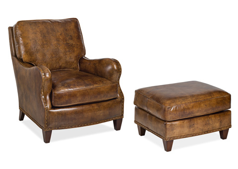 Hancock and Moore - Jackson Chair - 6157-1-NC