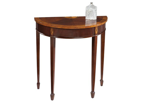 Hekman Furniture - Copley Place Demilune Console Table - 2-2510