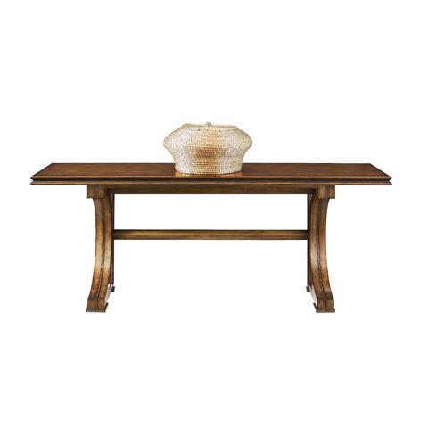 Henredon - Flip Top Dining Table - 3421-20
