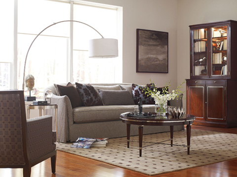Henredon - Morgan One Cushion Sofa - H1102-C