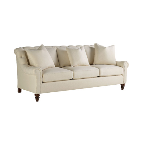 Image of Billy Tufted Back Sofa