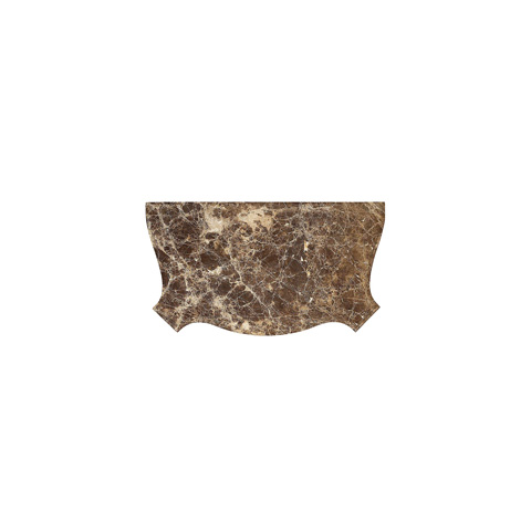 Henredon - Marble Top Nightstand - 4500-06M/06B
