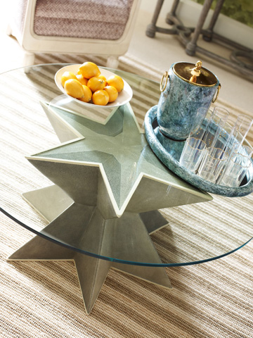 Henredon - Starry Cocktail Table - 8209-40G/40-000