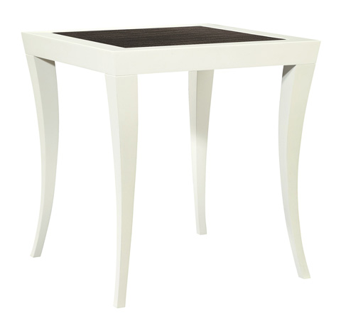 Hickory Chair - Milo Side Table - 2491-51