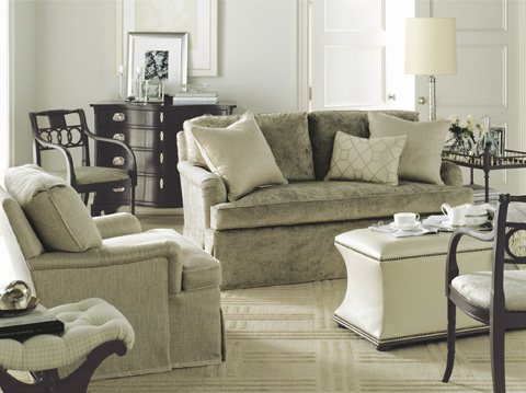 Hickory Chair - St. Charles Sofa - 2601-88