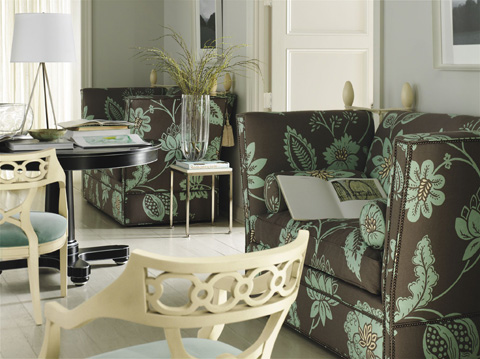 Hickory Chair - Samantha Chair - 5403-23