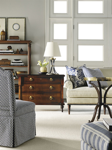 Hickory Chair - Mestel Chest - 5472-10