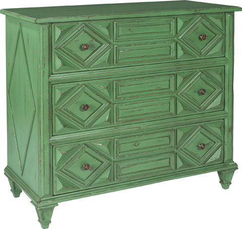 Hickory Chair - Oyster Bay Chest - 6472-10
