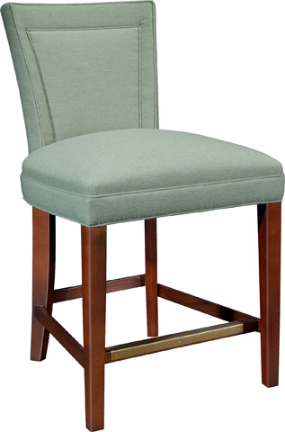 Hickory Chair - Flare Back Dining Arm Chair - 7651-10