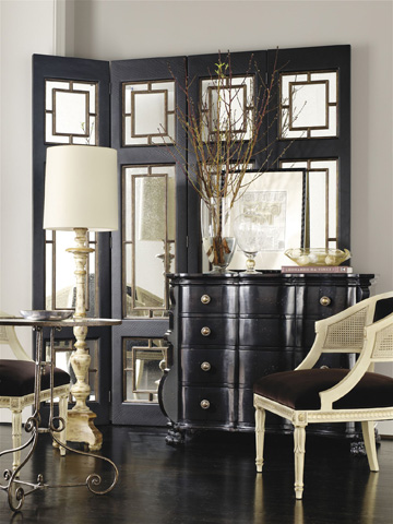 Hickory Chair - Umbrian Chest - 8589-10