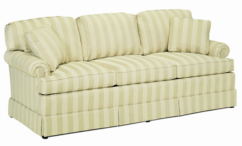 Hickory Chair - Suffolk Made To Measure Sofa - 115-51-S