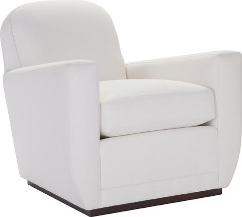 Hickory Chair - Knox Ottoman - 128-29