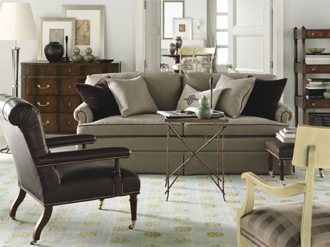 Hickory Chair - Guthery Sofa - 208-85