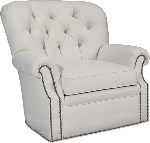 Hickory Chair - Rawlings Ottoman - 569-29
