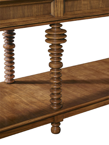 Hickory Chair - Portuguese Console - 9545-70