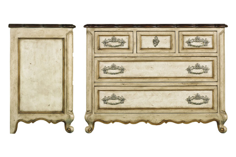 Hickory Chair - Normandy Chest - 9789-40