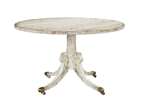 Hickory Chair - Newport Dining Table - 2467-70/2476-70