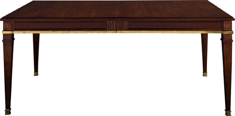 Hickory Chair - Lincoln Dining Table - 5240-10