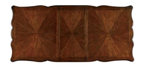 Hickory White - Rectangular Dining Table - 300-15