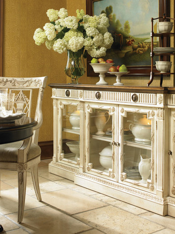Hickory White - Carrara Buffet - 670-21G