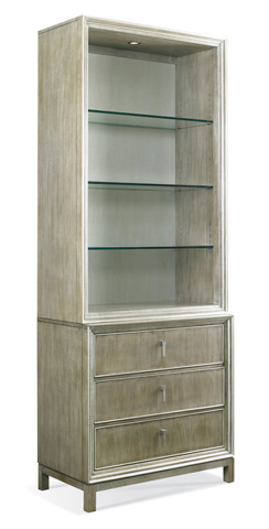 Hickory White - Carl Bookcase - 103