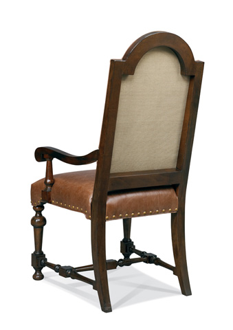 Hickory White - Andrea Arm Chair - 141-65