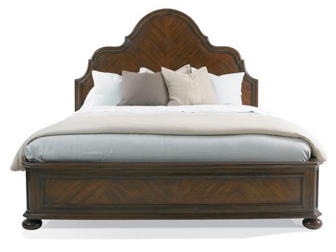 Hickory White - Francesca Panel King Bed - 145-22