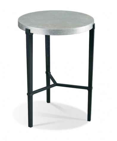 Hickory White - Bailey Spot Table in Slate - 903-26S