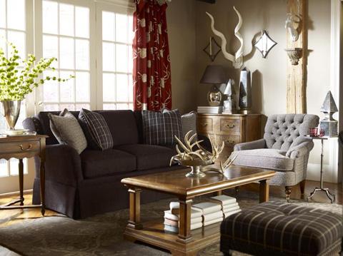 Highland House - Middleton Sofa - 1026-83